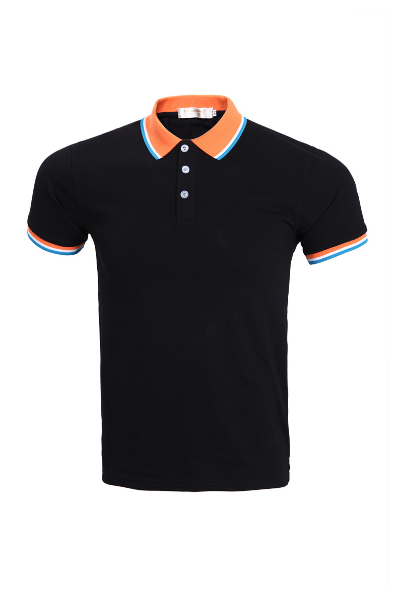 custom mix colors polo shirt