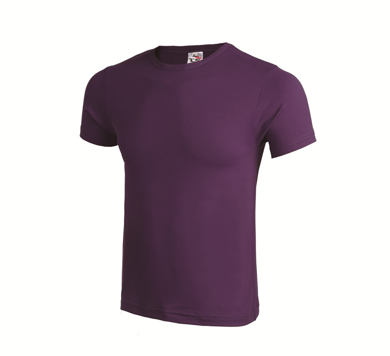 round neck t-shirt wholesale with print logo