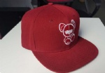 wholesale sample fashion embroidery snapback cap